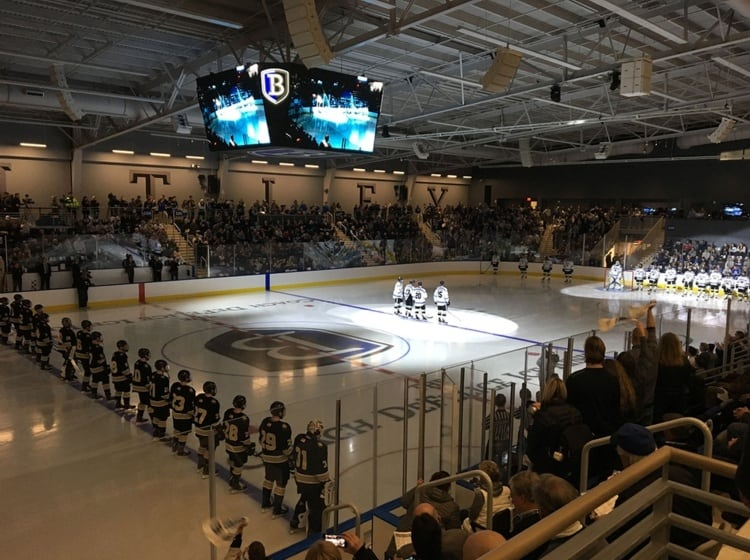 Bentley University Multipurpose Arena